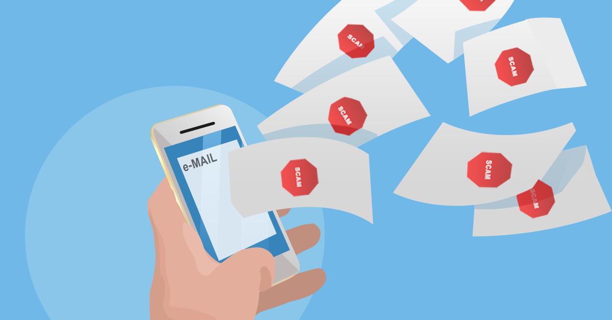 email hijack social
