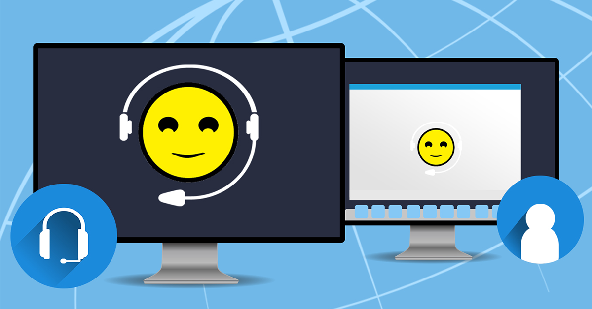 remote support social