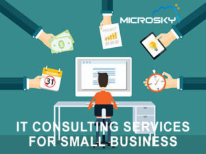 IT consulting services for small business