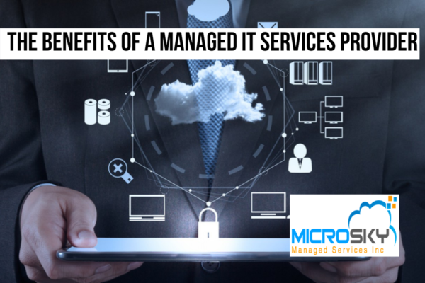 The Benefits of a Managed IT Services Provider