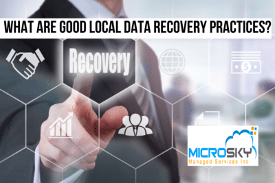 Data Recovery Practices