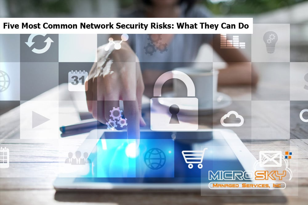 Common Network Security Risks